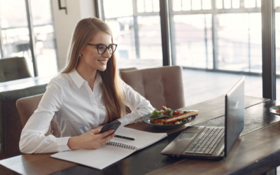 How to be Healthy and Productive while Working from Home